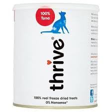 Thrive® 100% Tuna Cat Treats