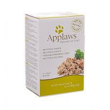 Applaws Cat Meat Multipack 5 x 50g