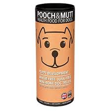 Pooch & Mutt Puppy Development Dog Treats
