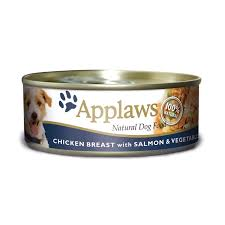 Applaws Dog Chicken, Salmon & Vegetable 156g