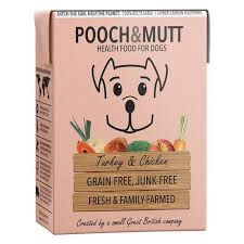 Pooch & Mutt Turkey & Chicken Dog Wet Food