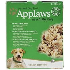 Applaws Dog Chicken in Jelly Multipack 8 x 156g