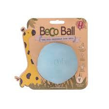 Beco Pets Beco Ball Blue Pet Toy