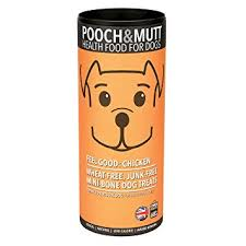 Pooch & Mutt Feel Good Dog Treats