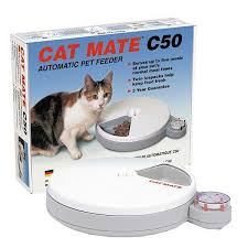 Flamingo Cat Mate Automatic Pet Feeder C50