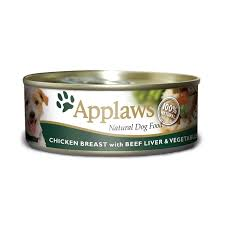 Applaws Dog Chicken, Beef Liver & Vegetable