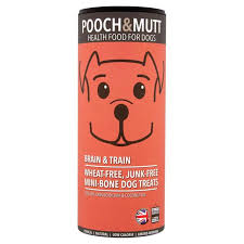 Pooch & Mutt Brain & Train Dog Treats
