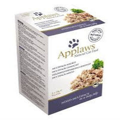 Applaws Cat Mixed Multipack 5 x 50g