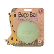 Beco Pets Beco Ball Green