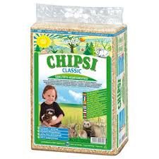 Chipsi Wood Chip Litter Classic