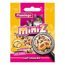 Flamingo Pet Plus Miniz Chicken Cat Treat