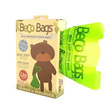 Beco Pets Poop Bags - Handle Pack
