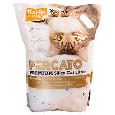 Flamingo Percato Silica Cat Litter
