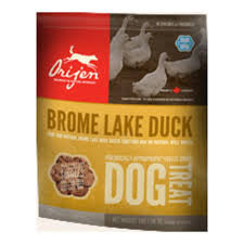 Orijen Brome Lake Duck Freeze Dried Dog Treat