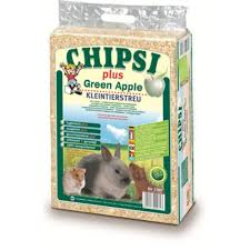 Chipsi Plus Wood Chip Litter Green Apple