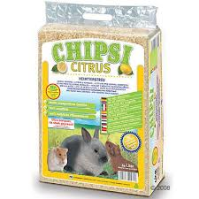 Chipsi Wood Chip Litter Citrus