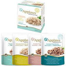 Applaws Cat Jelly Pouch Multipack 12 x 70g