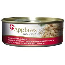 Applaws Cat Chicken Breast & Duck 156g