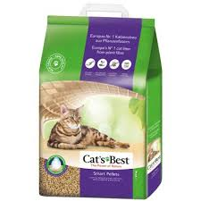 Cat's Best Nature Gold Clumping Litter
