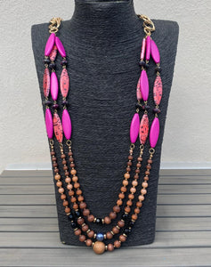 Boa Necklace