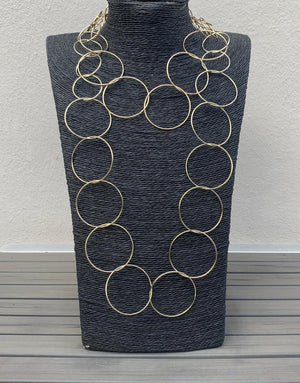 Jewelry Endless Chain Necklace