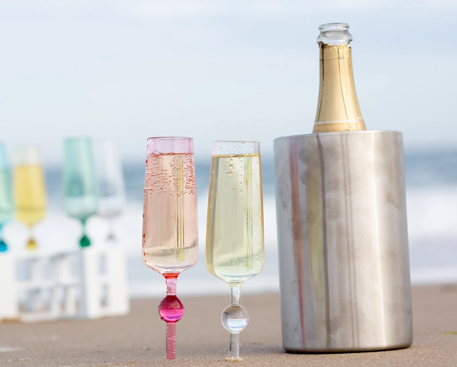 Acrylic Champagne Flute