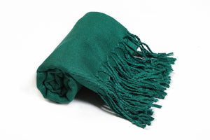 Forest Green Pashmina