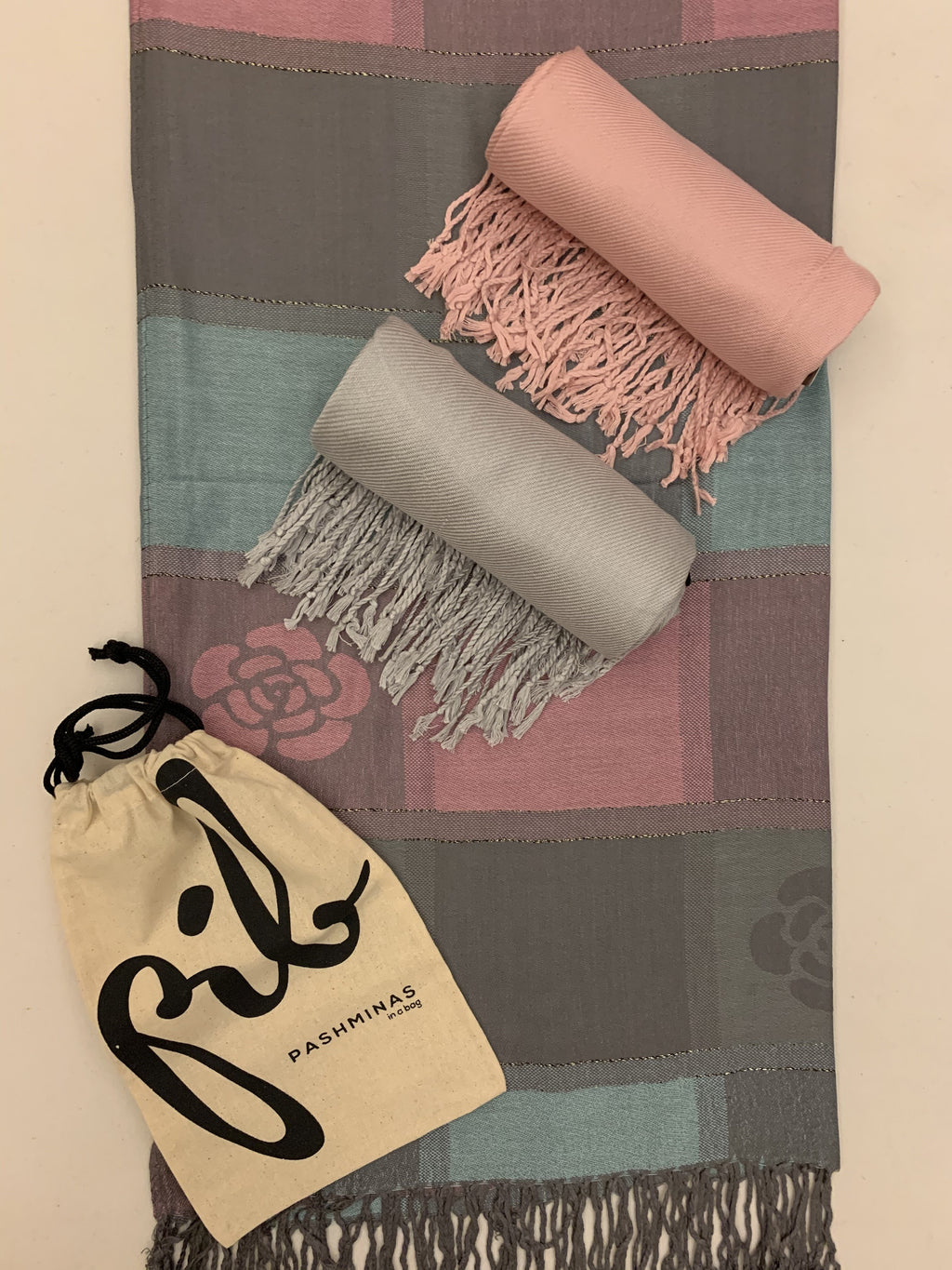 Pashmina Bundle Patchwork