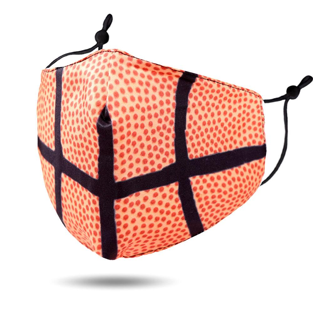 Face Mask Kids Basketball
