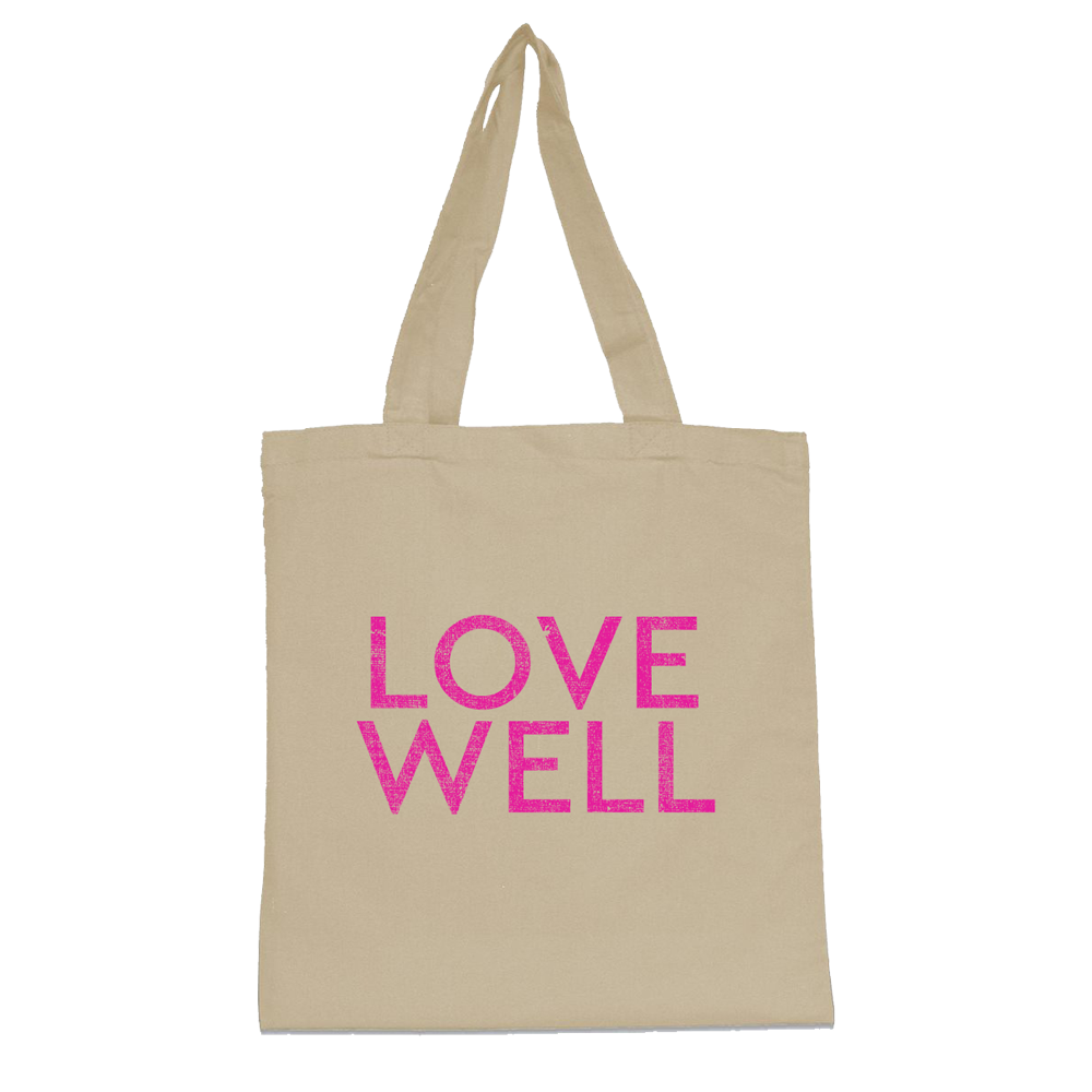 Love Well Tote Bag