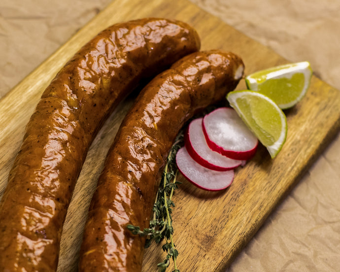 Chicken Farmers Sausage