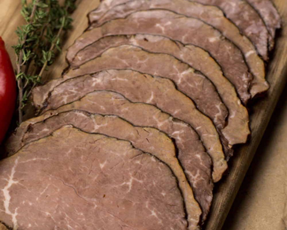 Smoked Roasted Brisket Deli Meat