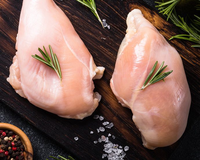 Chicken Breasts - Boneless, Skinless