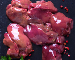 Chicken Hearts or Livers