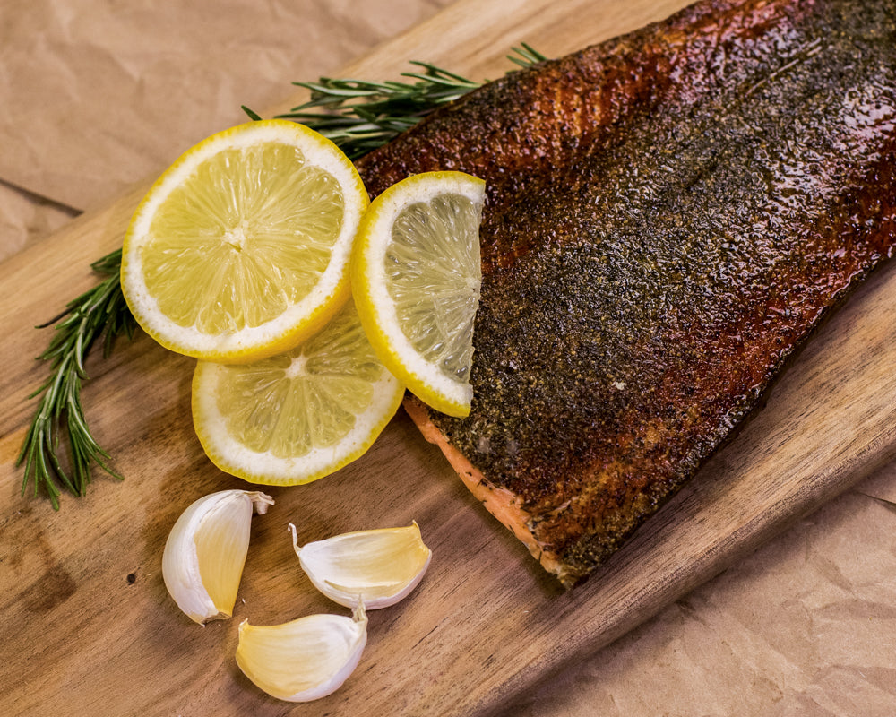 Steelhead Trout - Smoked