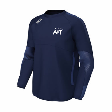 AIT KCS Edge Contact Windcheater / Navy