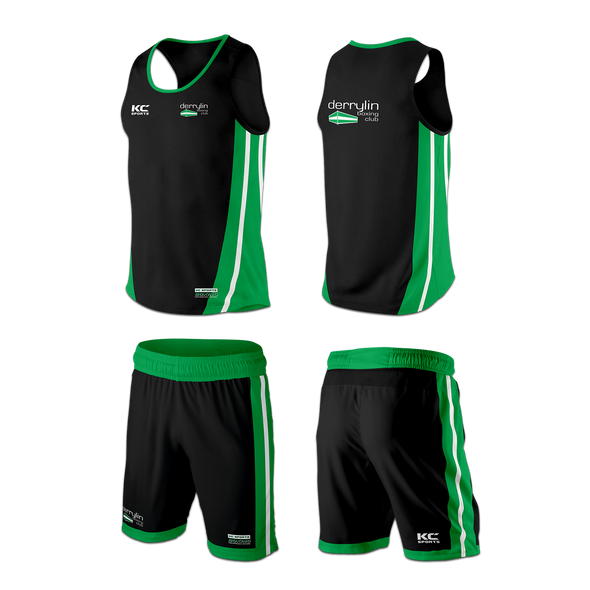 KCS BOXING KIT 2