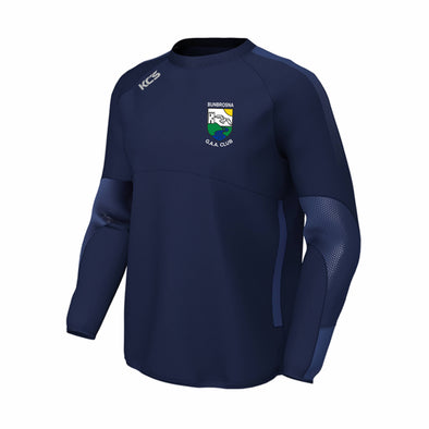 Bunbrosna GAA KCS Edge Contact Windcheater / Navy