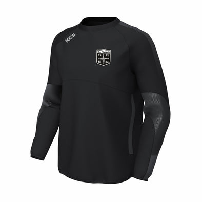 Clara GAA KCS Edge Contact Windcheater / BLACK
