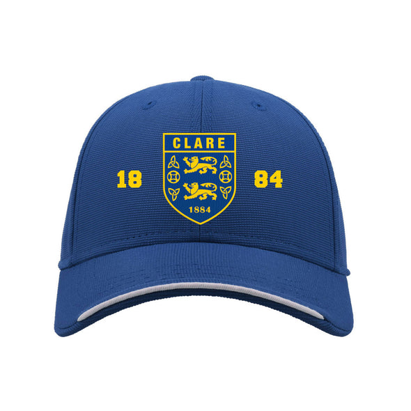 KCS Clare Baseball Cap / Gold / Royal