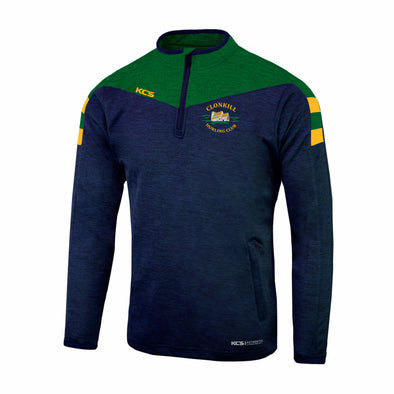 Clonkill Hurling Club KCS Titan Qtr Zip