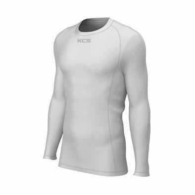 Mullingar Cricket Club KCS Techfit Compression Long Sleeve Top