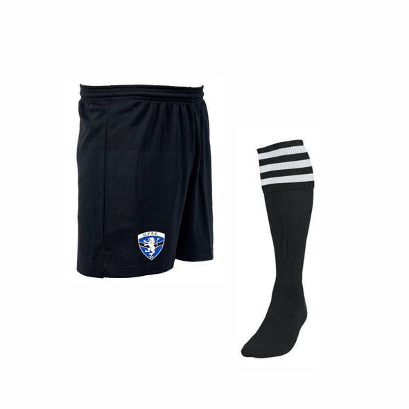 Dunshaughlin Youths Football Club Shorts and Socks Set