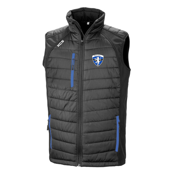 Dunshaughlin Youths Football Club Compass Gilet