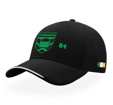 KCS Fermanagh Baseball Cap / Green / Black
