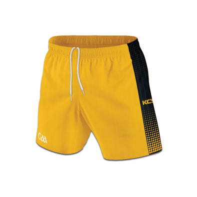 GAMEDAY SHORTS (Gold)