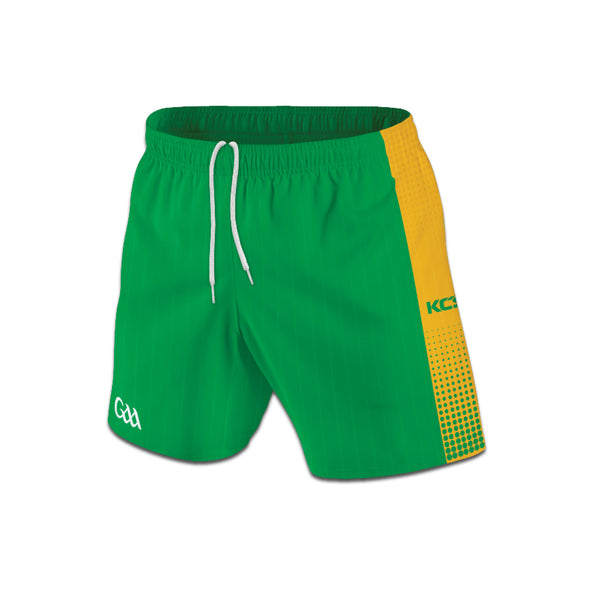 GAMEDAY SHORTS (Green / Gold)