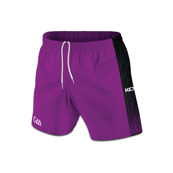 GAMEDAY SHORTS (Purple)