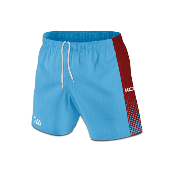 GAMEDAY SHORTS (Sky Blue)