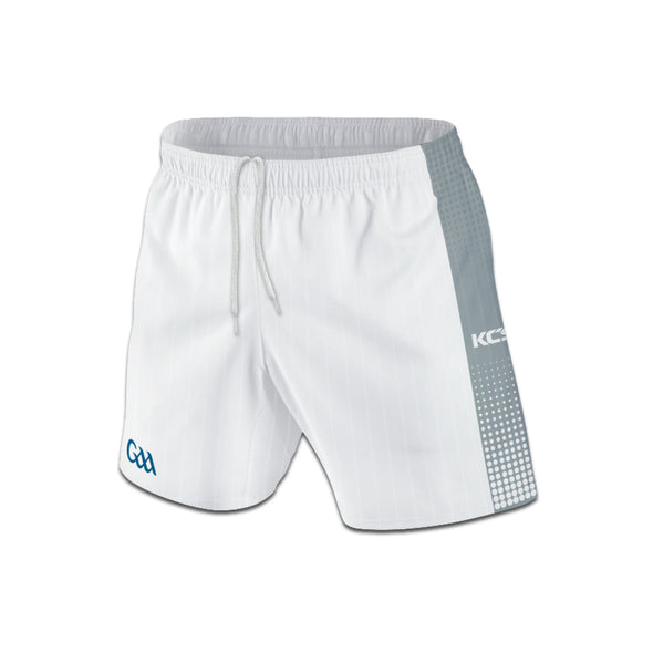 GAMEDAY SHORTS (White)
